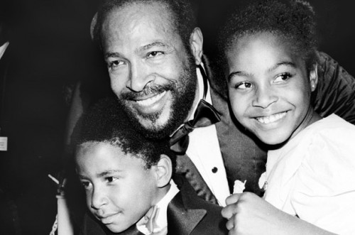 Marvin Gaye was one of the most socially conscious soulful artist or our time.  Today, his daughter Nona is an accomplished vocalist and actress.