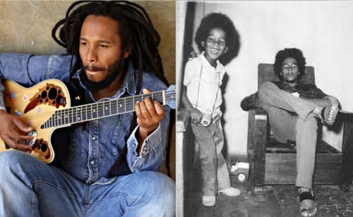 Ziggy and Damien Marley Following in the steps of famous Father, Bob Marley