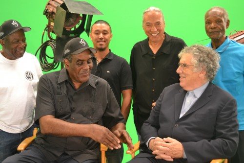BSA President, Willie Harris and actor Elliot Gould, hadn't seen each other in close to forty years.