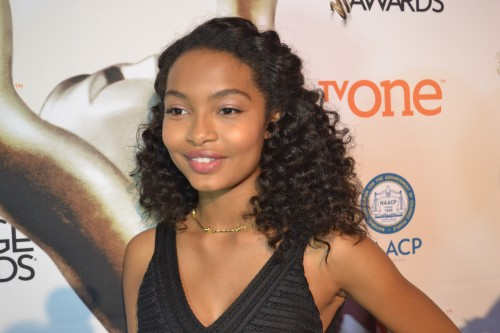"""Yara Shahidi """"Blackish"""" Outstanding supporting actress in a comedy series"""