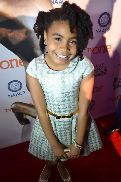 """Taliyah Whitaker """"Wallykazam!  Nickelodeon -Outstanding performance by a Youth in a Children's program."""