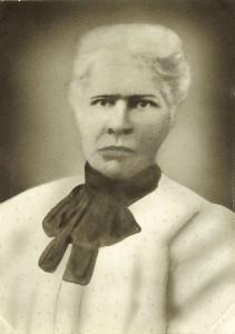 Great grandmother, Priscilla (Savoy) Mitchell born in 1853