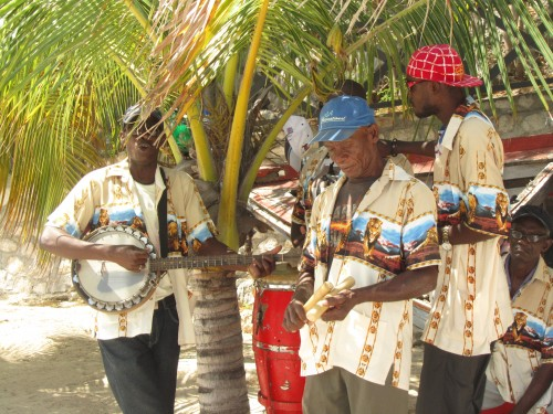 Music is a vibrant part of Haitian Culture/ Photo: TCV