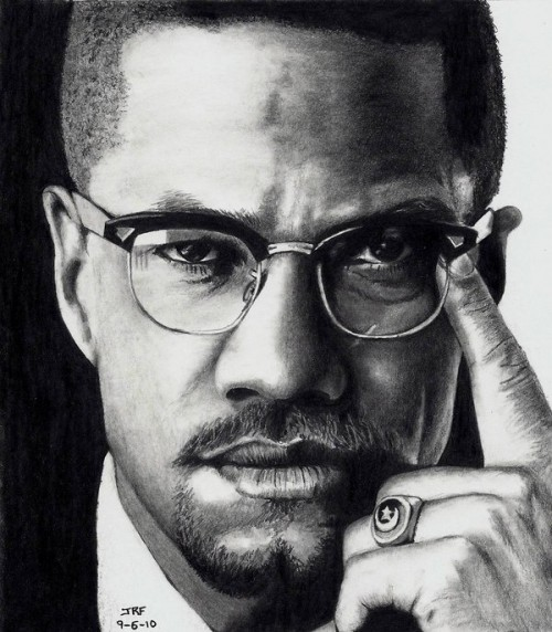 denzel_washington___malcolm_x_by_rick_kills_pencils-d2y4h1j