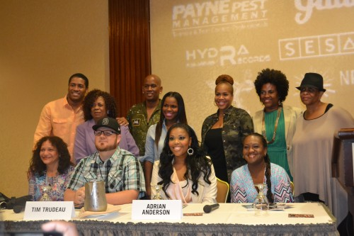 Gospel meets Reality Programming Panel""