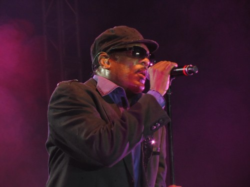 Nine-time Grammy-nominee Charlie Wilson will perform on June 26 on the Grand Stage.