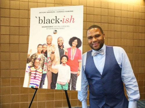 "Anthony Anderson receives Emmy nomination for his role on ""Blackish"""