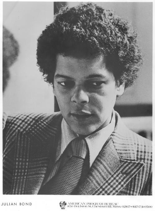 Young Julian in 1977.