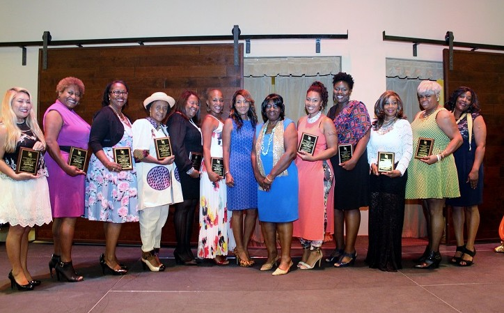 , Inc. San Diego Section, 49th annual community luncheon. Photo credit: