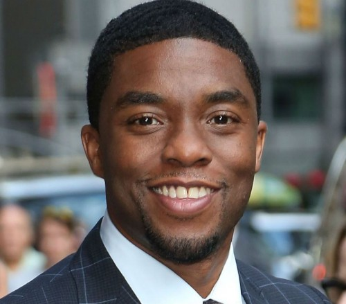 Chadwick Boseman to star as Supreme Court Justice Thurgood Marshall.