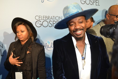 BET and Grammy-award winning artist, Anthony Hamilton gave a soul stirring performance with Pastor Shirley Caesar.