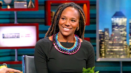 """Brittany """"Bree"""" Newsome, ccaled the 30-foot flagpole in front of the South Carolina Statehouse and removed the """"stars and bars"""" boldly declaring, """"This flag comes down today!"""""""