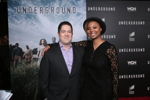 Executive Producers Misha Green and Joe Pokaski