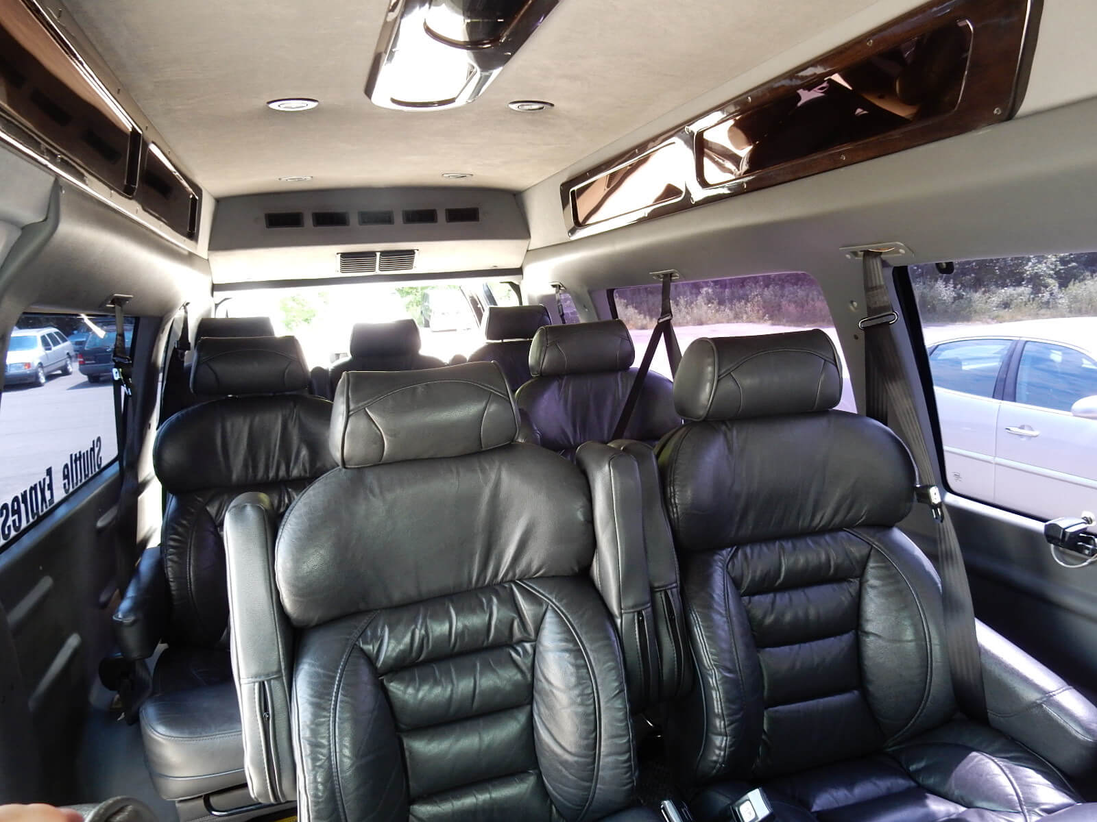 Luxury Limo Wedding Packages
