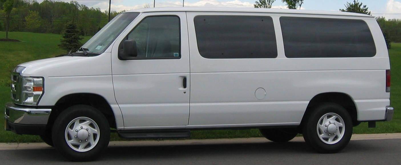 van-8-passenger-van-white