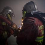 Les marins-pompiers réaniment un petit chien