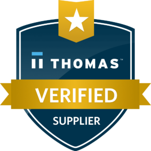 Thomas verified supplier logo