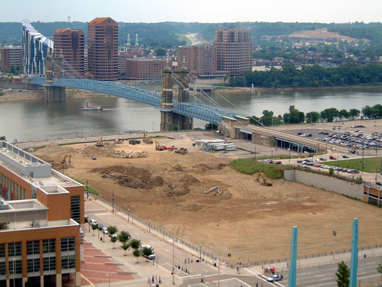 Groundbreaking for The Banks riverfront development