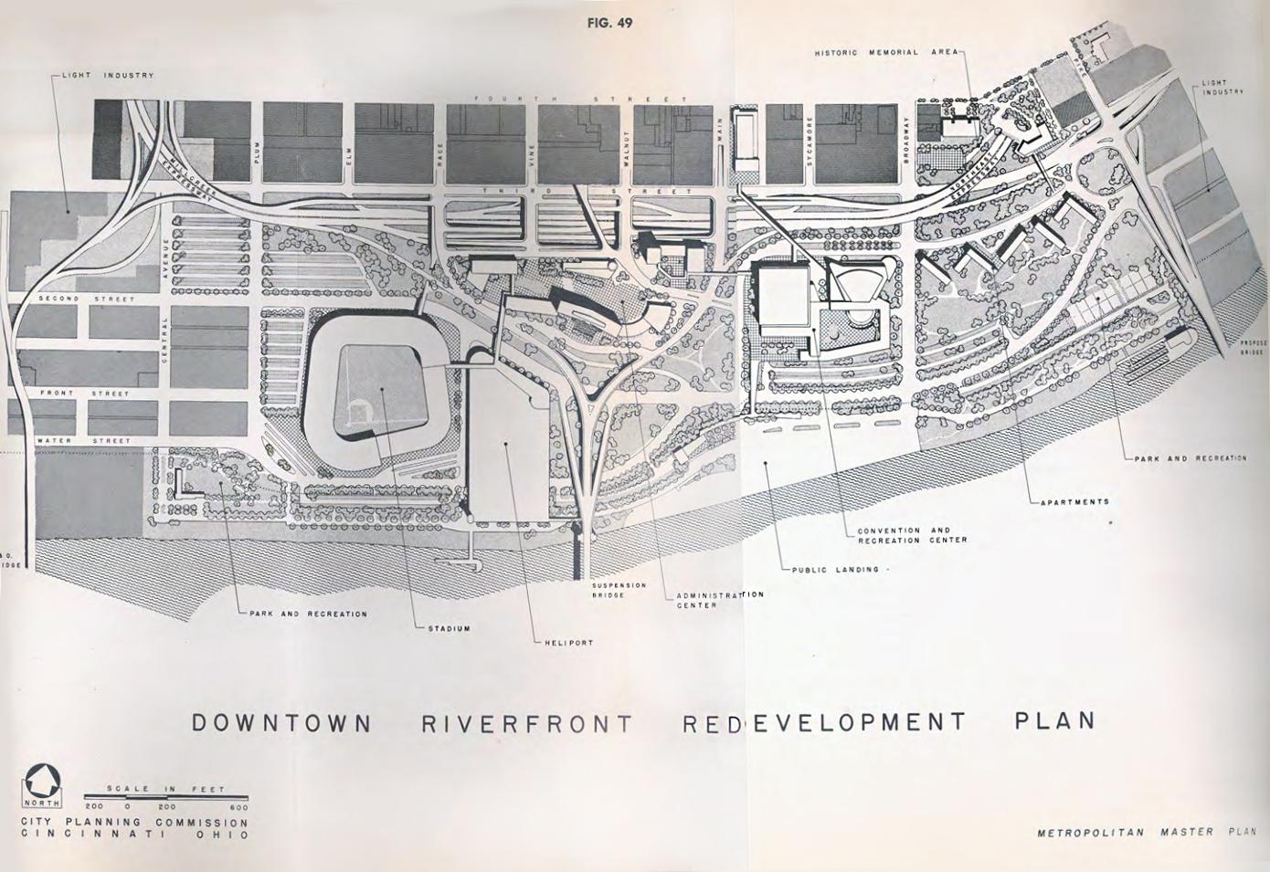 1948 City Metropolitan Master Plan