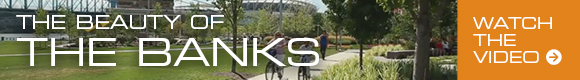 The Banks Public Partnership Cincinnati Riverfront Video