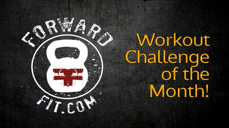 Workout Challenge of the Month