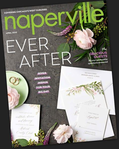 Naperville Magazine April