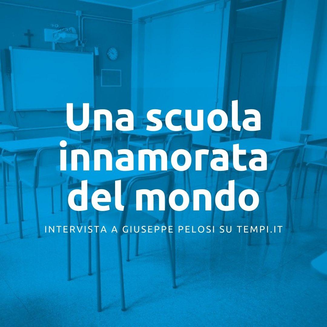 una scuola innamorata del mondo