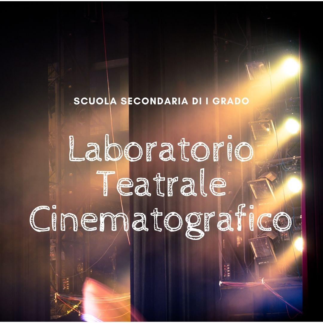 laboratorio teatrale cinematografico