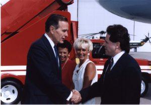 President Bush copy