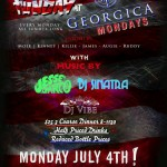 Georgica July 4th Jess Marco, DJ Sinatra & Vibe
