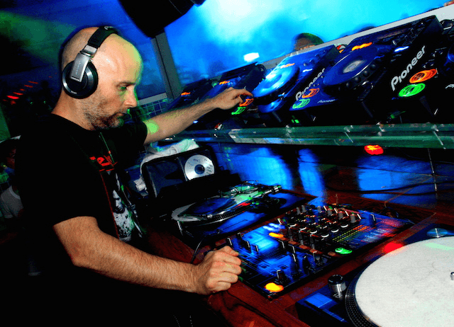 Moby Interviewed By His Remixers