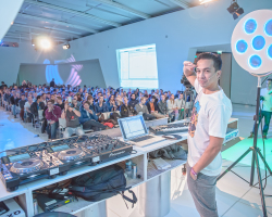 Laidback Luke: Creating a Track in Ableton Live (Dancefair Ibiza 2014)