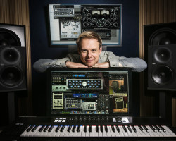 Legendary Producer/DJ Armin van Buuren on the Power of UAD Plug-Ins