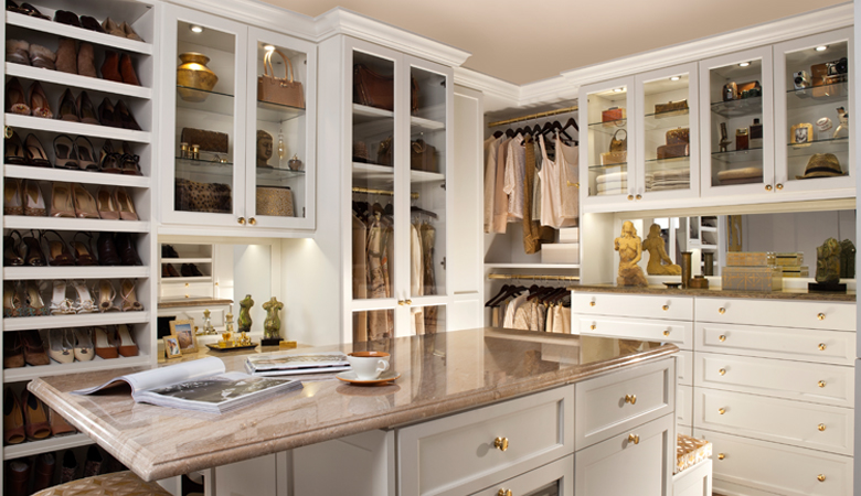 What every homeowner should know about designing the closet of their dreams!