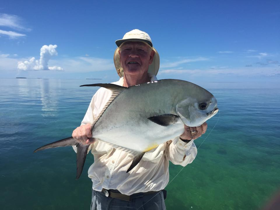 Key West Permit fishing