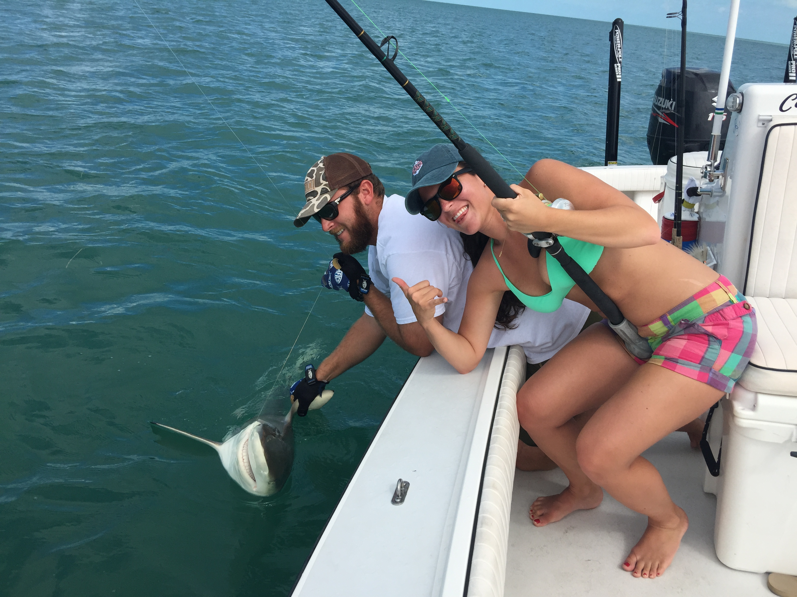 Key West Shark Fishing