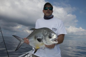 Fishing the Permit spawn in Key West