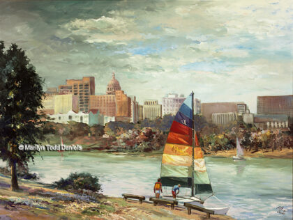 'Austin Remembered' by Todd-Daniels | Woodsong Institute
