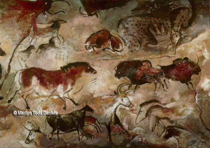 'Cave Horses' by Todd-Daniels | Woodsong Institute