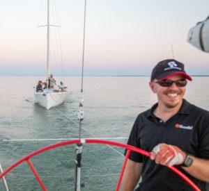 Sailing Corpus Christi
