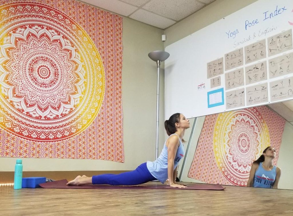 Express Yoga at Mesquite Street
