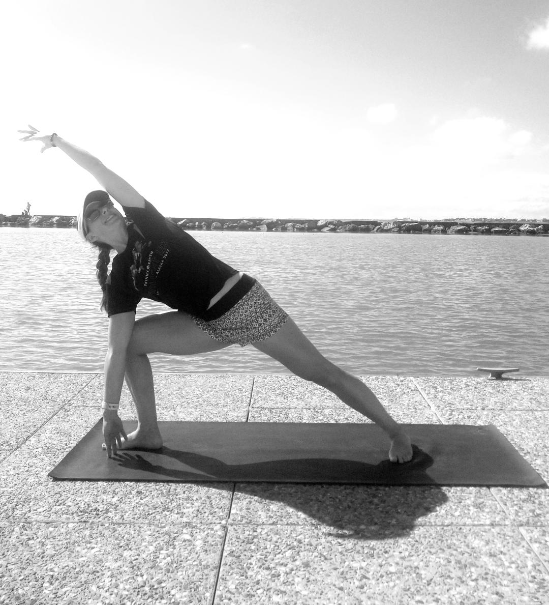Summer Yoga Workshop at Water Dog