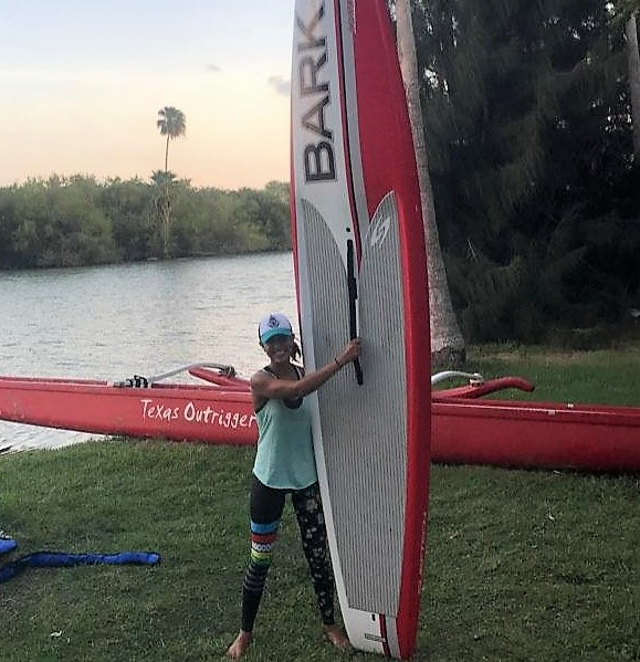 Paddle Workshops at Water Dog with SUP racer, Briana Artega