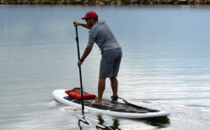 Josh Richline, Owner & paddle instructor