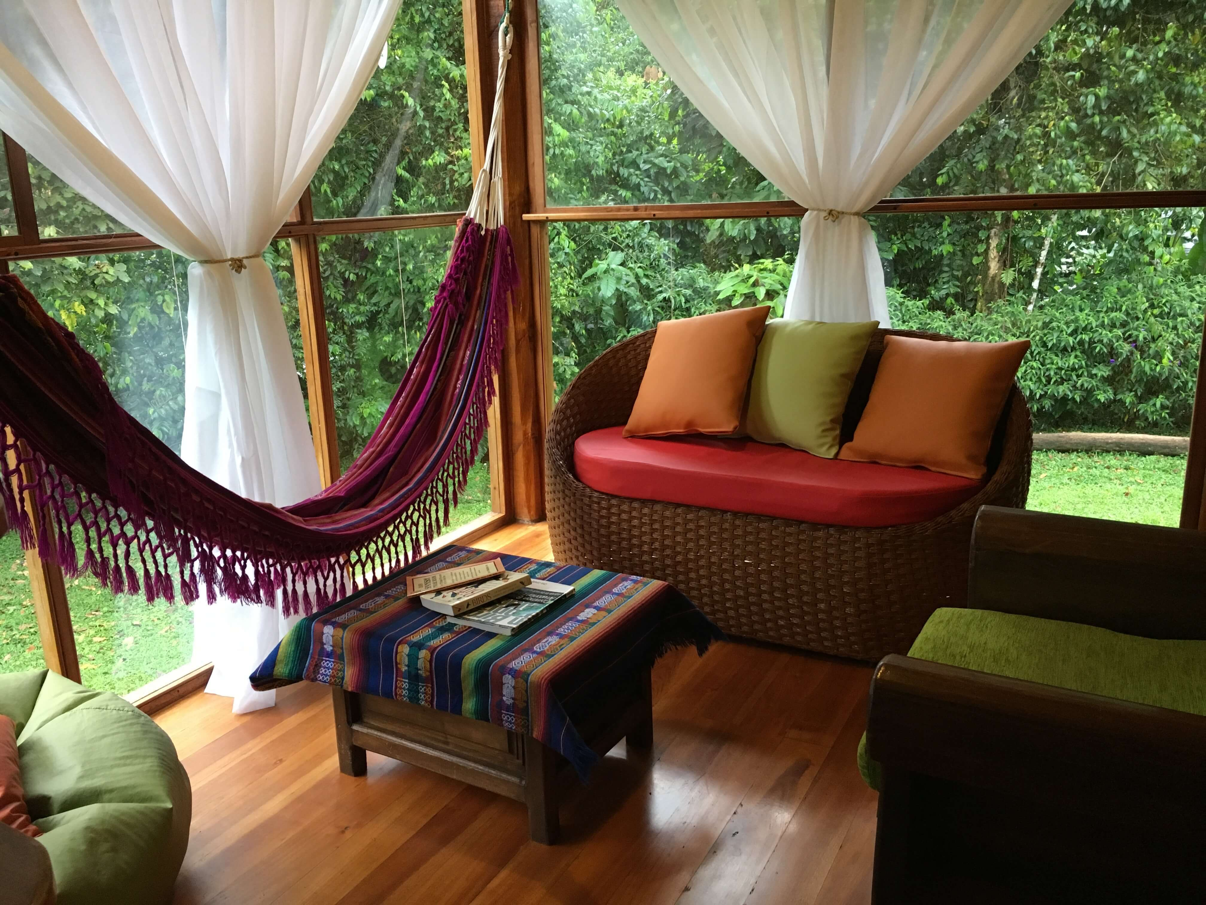 Ecuador Retreat cottage