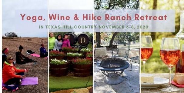 Yoga, Wine & Hike Retreat