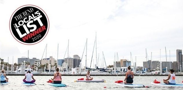 Waterdog Cc Floating Yoga Corpus Christi Tx Sup Yoga Floating Yoga Studio And Stand Up Paddleboard Fitness