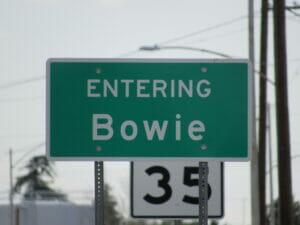 Bowie AZ 27
