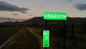 Dragoon AZ 18