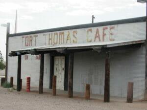 Fort Thomas AZ 08
